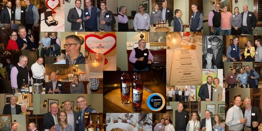 3rd Annual Bourbon Hearts Dinner w/ Smooth Ambler's John Little & Friends