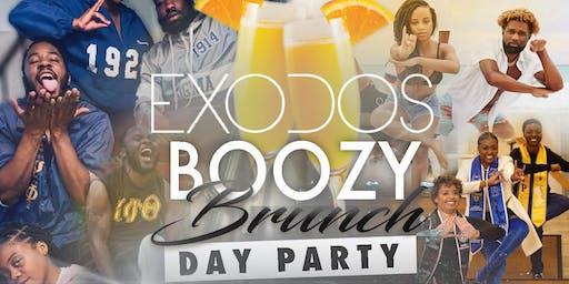 Boozy Brunch Day Party Greek Invasion