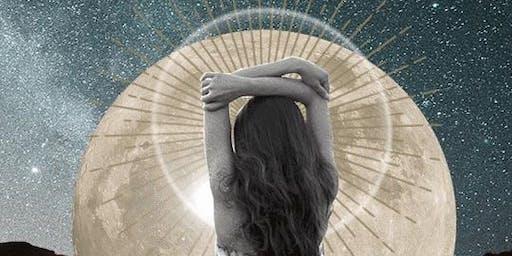 Full Moon Aura Cleansing & Energy Healing