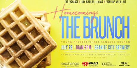 Homecoming: The Sendoff Brunch tickets