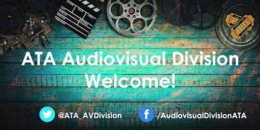 Audiovisual Division Happy Hour