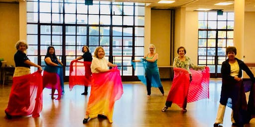 Goddess in Motion Method Belly Dance Class ( All About Arms)