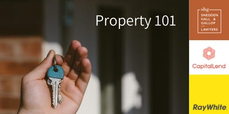 Property 101 tickets