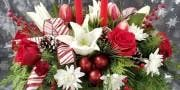 Christmas Centerpiece Design Class