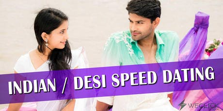 Indian & Desi Speed Dating & Singles Party | Melbourne tickets
