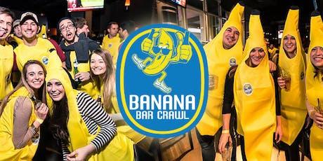 Charlotte's 8th Annual Banana Bar Crawl tickets