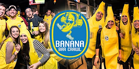 Charlotte's 8th Annual Banana Bar Crawl tickets