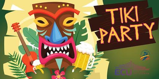 Tiki Party at ECU!