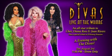 Divas Live At The Wharf Manitowoc tickets