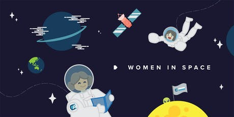 Women In Space (Hosted by Coder Academy & One Giant Leap Australia) tickets