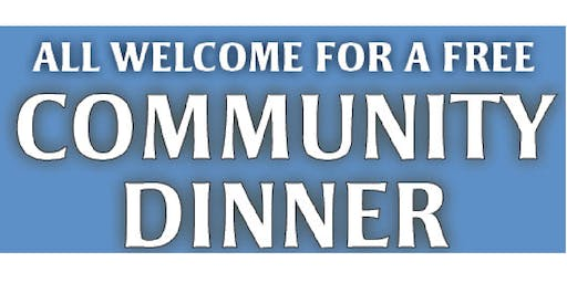 Fleetwood Gospel Hall Community Dinner