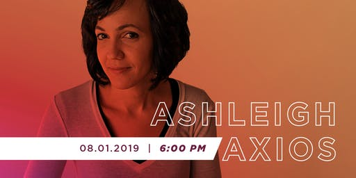 AIGA Asheville Inaugural Event with Ashleigh Axios