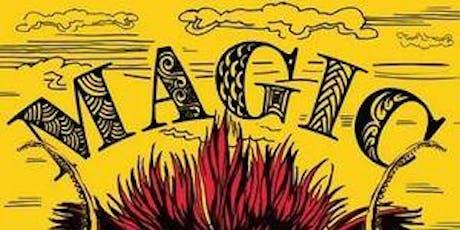Author Talk: Jan Golembiewski presents 'Magic'  tickets