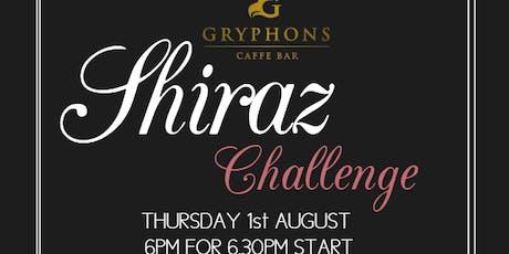 Shiraz Challenge  tickets