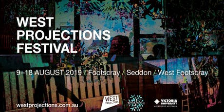 2019 West Projections Festival launch tickets