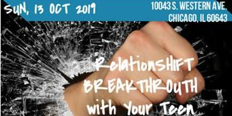 RelationSHIFT Breakthrough with Your Teenager tickets