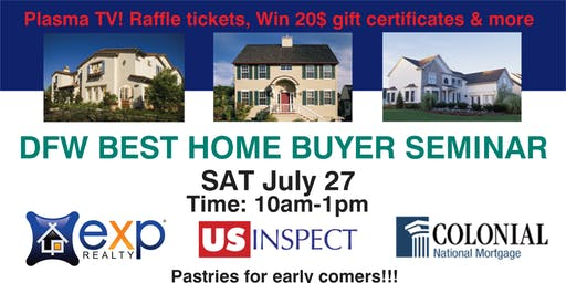 DFW BEST HOME BUYER SEMINAR