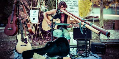Buskers By The Creek 2019