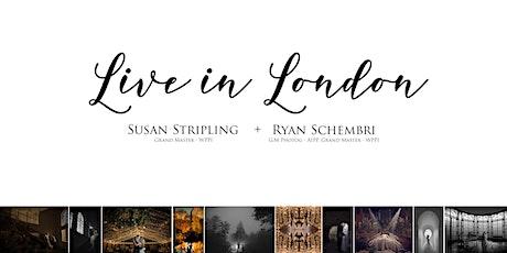 Susan Stripling + Ryan Schembri - London Workshop tickets