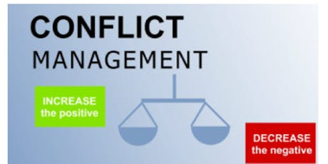Conflict Management 1 Day Training in Minneapolis, MN tickets