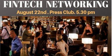 Fintech Professionals Networking Event tickets