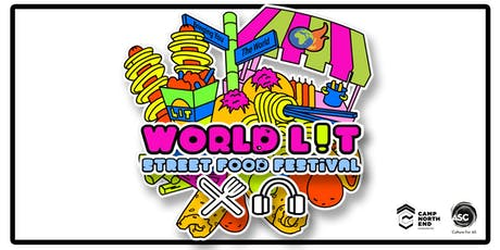 WORLD L!T STREET FOOD FESTIVAL tickets
