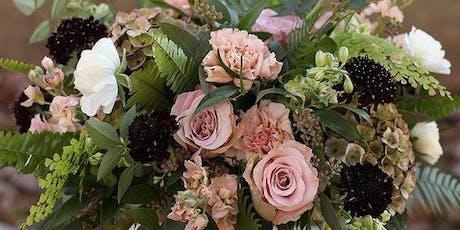 Vintage Floral Arrangement tickets