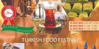 turkish food event