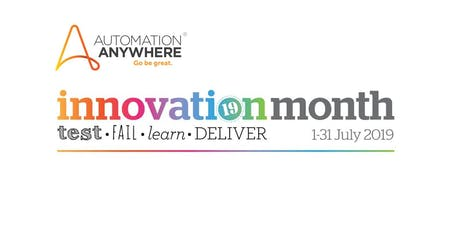 Innovation Month: Build-a-Bot Workshop tickets