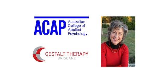Contemporary Psychopathology: A Gestalt Psychotherapy Approach