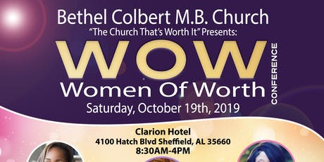 WOW (Women Of Worth) Conference tickets