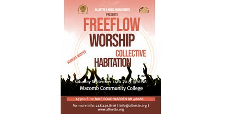 Free Flow Worship Collective - Habitation tickets