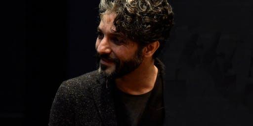 "Shahrokh Moshkin Ghalam's ""Poets' Comedy"""