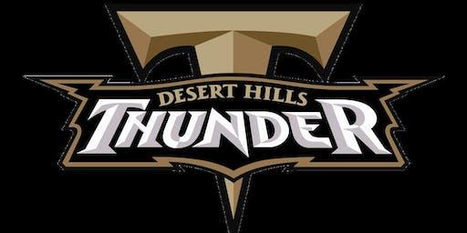 Desert Hills High School Reunion