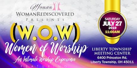 Women of Worship tickets