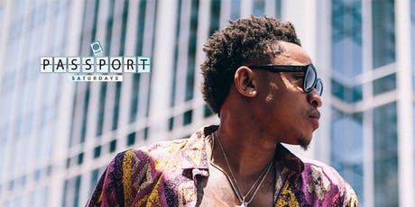 PASSPORT SATURDAYS - HOSTED BY POWER'S ROTIMI tickets