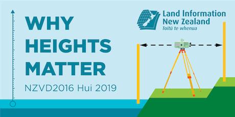 NZVD2016 Hui 2019 - Horizons tickets