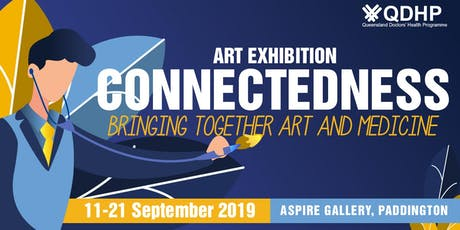 Opening Night Event for Connectedness: Bringing Together Art & Medicine tickets