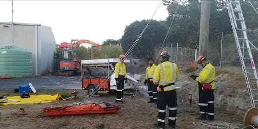 Porirua Emergency Response Team Visit