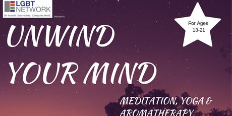 Unwind Your Mind - A Youth Relaxation Workshop tickets
