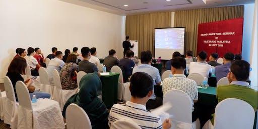 Grand Investor Seminar 2019- RH Hotel Sibu