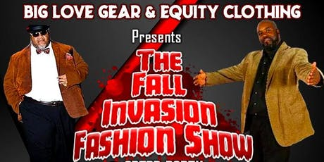The Fall Invasion Fashion Show tickets