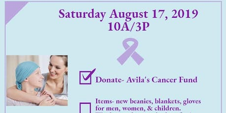 Chemo Basket Donations tickets