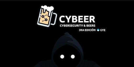 CyBEERs: Cybersecurity & Beers - Guayaquil (3era edición)