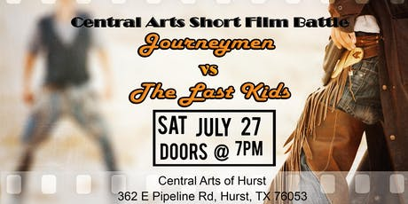 Central Arts Short Film Battle Round 4: Journeymen vs The Last Kids tickets