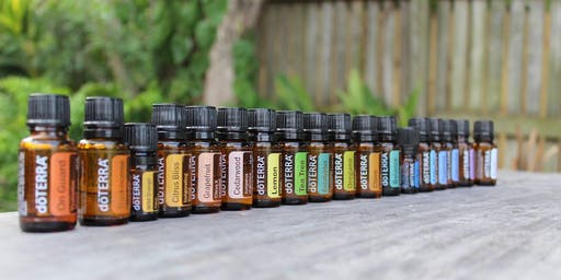 Make and Take with Essential Oils - Women's Wellness