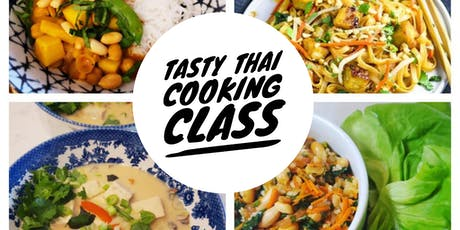 Tasty Thai Cooking Class (Hands-on) tickets