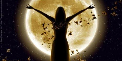 Full Moon Blessing Circle Meditation + Yoga Nidra