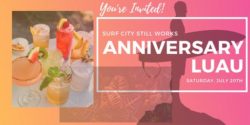 Surf City Still Works Anniversary Celebration