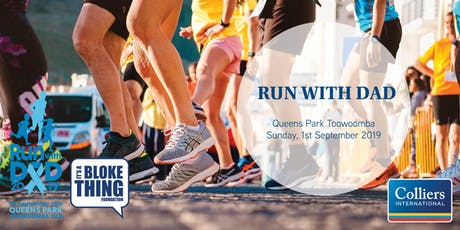 Run with Dad Toowoomba tickets